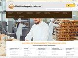 Materiel-boulangerie-occasion : vente de matériel de boulangerie d'occasion pour les professionnels
