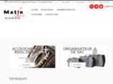 Matin-chic : Accessoires fonctionnels & design