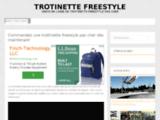 Boutique de trotinettes freestyle pro et pas cher