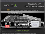 MAXI LED Eclairage professionnel à LED