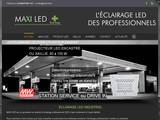 MAXI LED Eclairage professionnel à LED