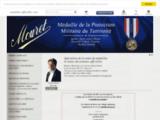 Medailles-officielles.com : la boutique de médailles et décorations officielles