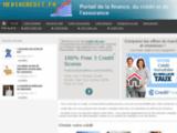 Portail crédit et finance