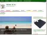 MédicActu, infos sur la santé naturelle