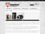 MEGAGEAR - compléments musculation