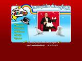 Spectacle pour enfants avec magicien