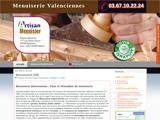Entreprise de menuiserie à Valenciennes