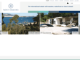 Mer et Demeures : Immobilier international vue mer