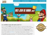Jeux de Mario
