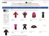 Boutique de vêtements tendance au style asiatique et japonisant