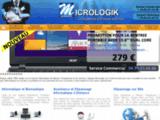 Micrologik - Revendeur informatique à Menton
