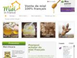 Miel in France, vente de miel