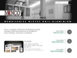 Minco, portes et fenêtres mixtes bois et aluminium