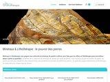 Boutique Minéraux & Lithothérapie: bijoux et pierres naturelles