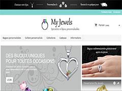 Bijoux personnalisables My Jewels