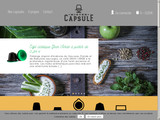 Mister Capsule : Capsules compatibles