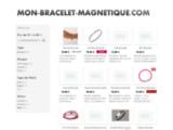 Mon bracelet magnétique