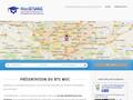 Site du BTS Management des Unités Commerciales