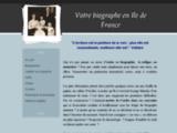 Votre biographe privé en Ile de France