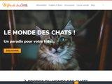 Le Monde des Chats : Animalerie & Blog pour chat - Spécialiste félin et conseils