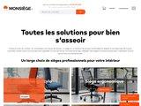 Vente en ligne de sièges de bureau et de fauteuil pour mieux travailler