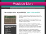 Site sur les musiques Creative Commons