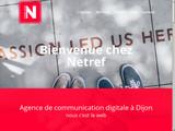Agence de communication Netref à Dijon