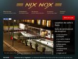 Soirée entreprise Paris avec le Nixnox