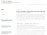 Services web et publicité internet efficace