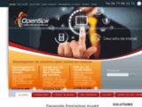 Openspir : Développement de solution informatique sur mesure