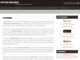 Conseils trading options binaires