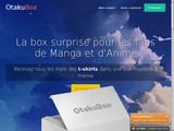 OtakuBox - Box surprise pour les Otakus