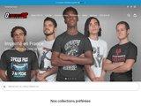 OTSHIRT : le spécialiste des t-shirts humoristiques