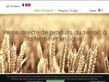Vente directe de produits du terroir
