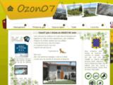 Ozon07 - Gite en ardeche verte