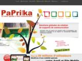 PaPrika Studio, la valeur ajoutée à votre communication