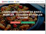 Paris Food Blog - Annuaire cuisine
