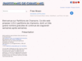 partitionsdechansons