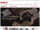 Boutique en ligne vendant les robes de cérémonie