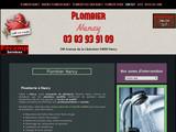 Plombier Nancy