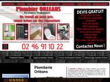 Plombier Orléans