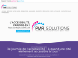 Accessibilité handicapé et rampe d'accès