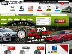Découvrez les gammes de pneus de sport chez PneusRacing