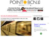 PointBCN Barcelone en version française
