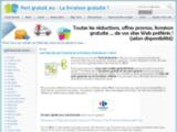 Port-gratuit.eu, la livraison gratuite des sites