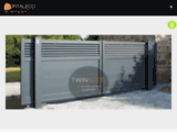 Portaleco : le portail à installer soi-même