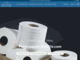 Porte-papier-toilette.com, la boutique en ligne spécialiste du porte papier WC.