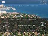 Port Privé de Ste Maxime