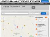 Trouvez un garage auto - Pros-AutoMoto