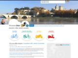 Provence.bike, votre professionnel en location de vélos, de motos et de scooters